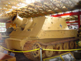 A walkaround of the Sturmtiger from Sinnsheim now on display at the Panzermuseum in Munster Germany